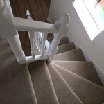 Hallway and Landing Carpet Supplied and Fitted by UK3Floor