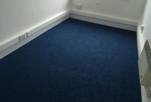 Example Commercial Carpet by UK3Floor of Northampton